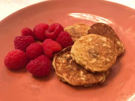 Delicious & Nutritious 2 Step Pancakes