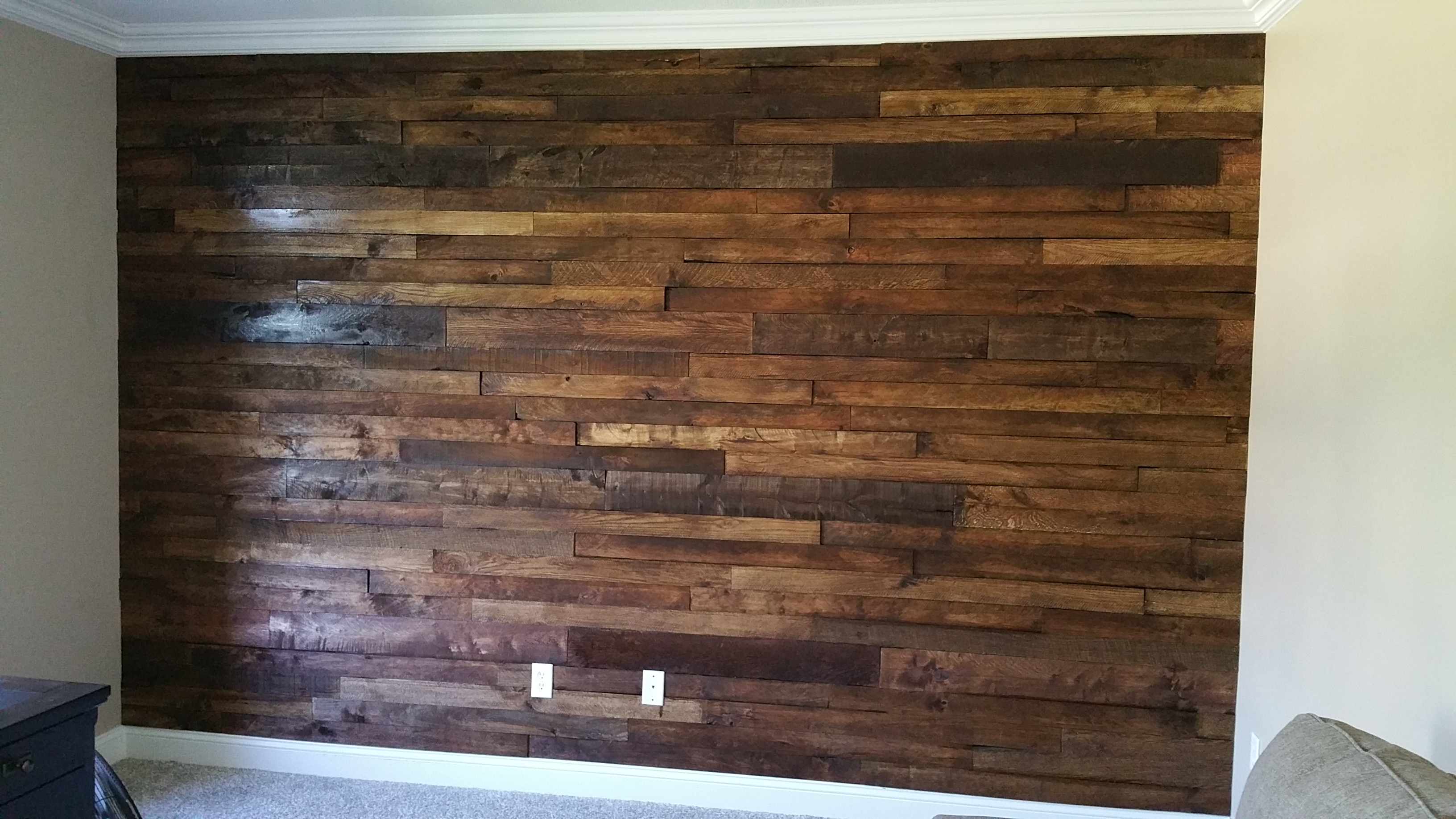 RoughCut DARK Walnut