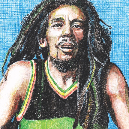 Bob Marley - privebezit