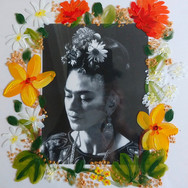 1995-1996 mexico - frida kahlo