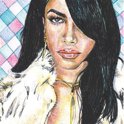 Aaliyah - privebezit