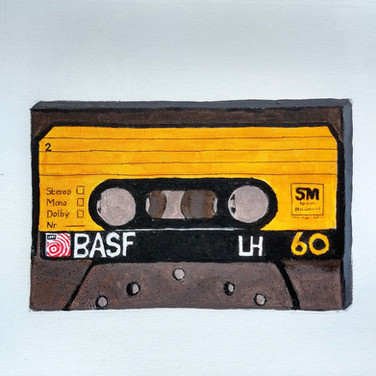 1982-1983 casettebandje