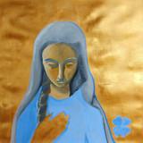 modern icon II - when feeling blue