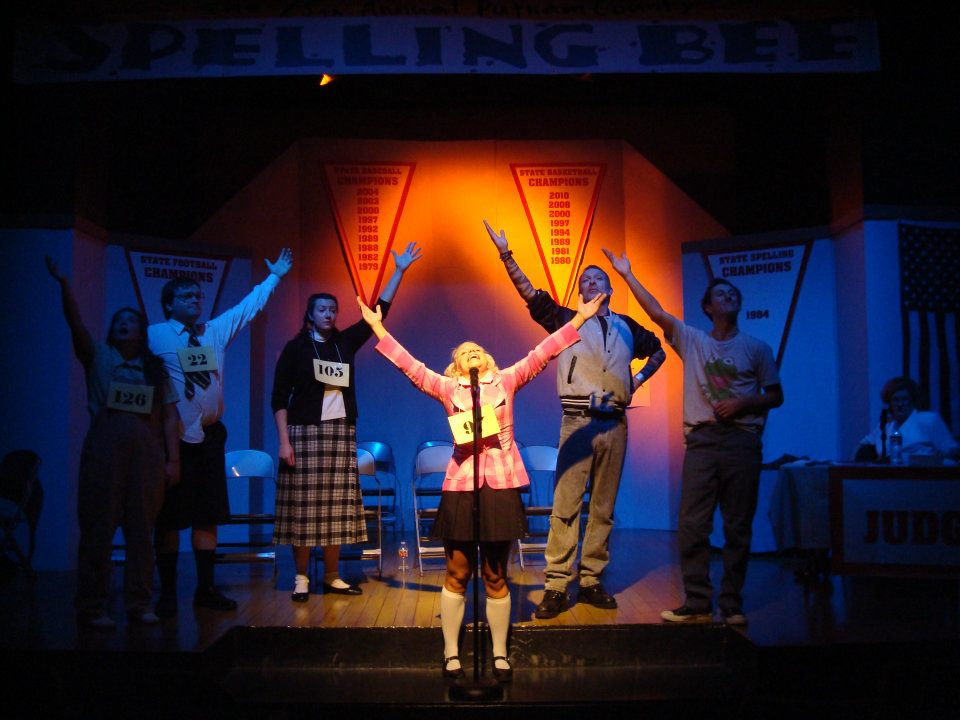 25th ANNUAL PUTNAM COUNTY SPELLING B