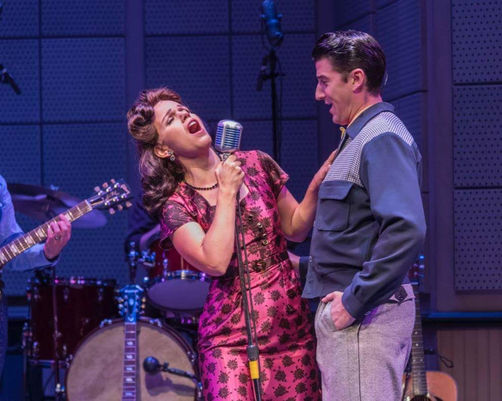 Dyanne in MILLION DOLLAR QUARTET