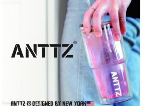 '앙쯔 (ANTTZ)텀블러', 미동부 소비재전시회 식음료용기부문 디자인어워드 출품