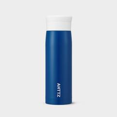 ANTTZ DOUBLE CAP TUMBLER _BLUE_500ml