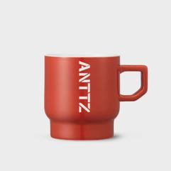 ANTTZ SIGNATURE MUG_RED_350ml