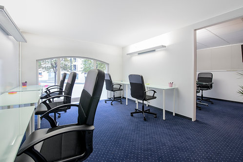 Coworking coup d'éclat Table individuelle CHF 0.14/minute
