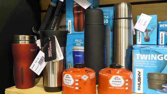 Thermos Camping Gaz