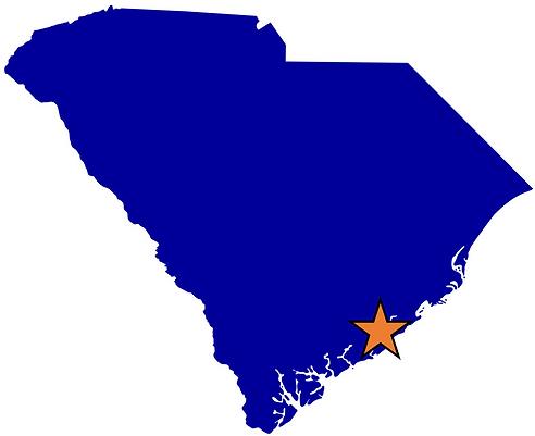 Mt pleasant star on blue SC.png