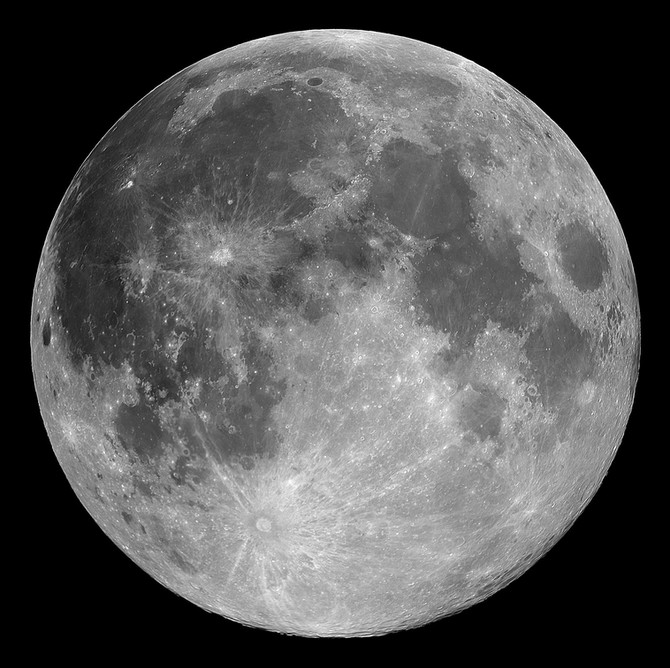 tonights super full moon