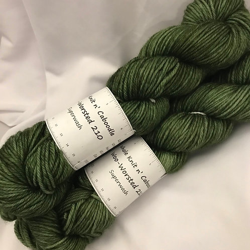 Woo-Worsted 210 - Mountain