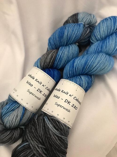 Woo - DK - Black & Blue