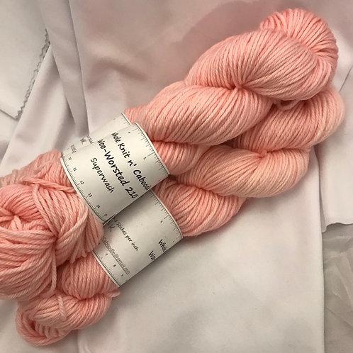 Woo-Worsted 210 Superwash - Pretty in Pink