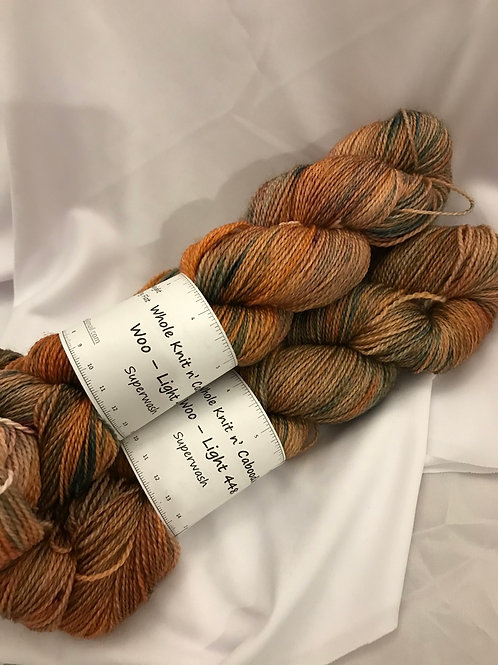 Woo-Light - Mermaid Orange