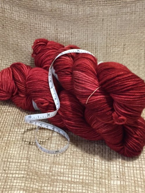Woo-Worsted 210 Superwash - Cardinal