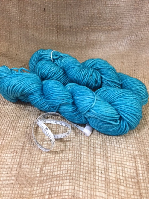 Woo-Worsted 210 Superwash - Teal
