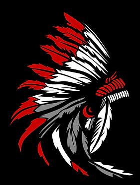 Chiefs Cornhole Decal Sticker