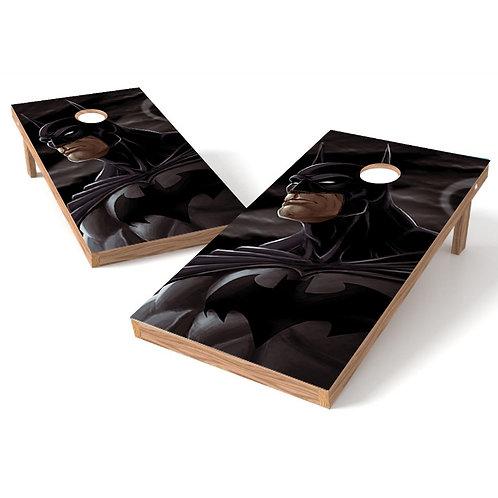 Batman Cornhole Board Wrap