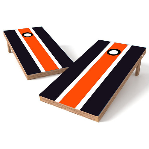 Black and Orange Stripe - Denver
