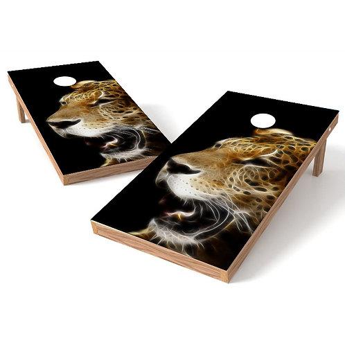 Lion King Cornhole Board Wrap