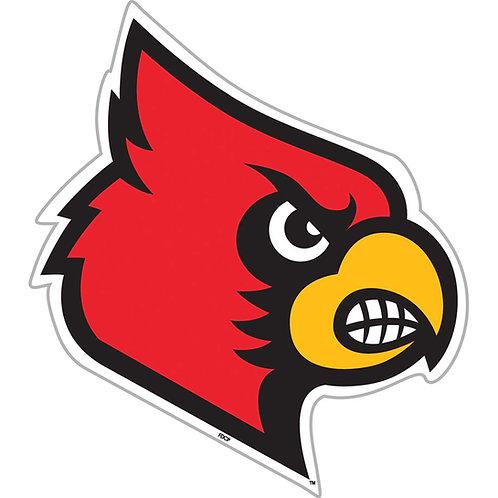 Cardinal High School Cornhole Board Decal Sticker