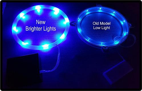 Xtra Bright Cornhole Board Light SET - 2 Light Rings - FREE Shipping - BB