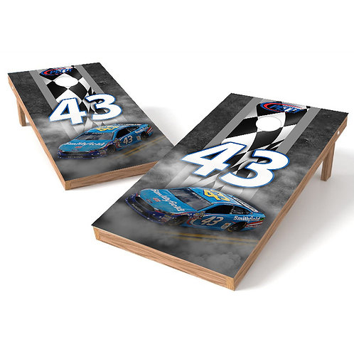 Richard Petty Cornhole Wrap