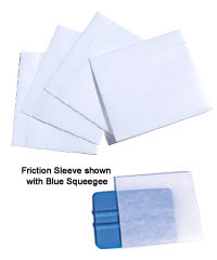 3M Squeegee Tool with Felt Edge, Install decals and corhole board wraps