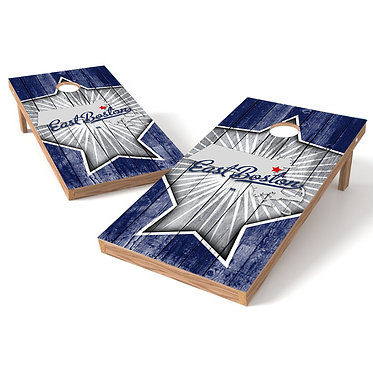 East Boston Cornhole Wrap