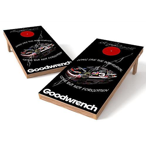 Dale Earnhart Goodwrench Cornhole Wrap