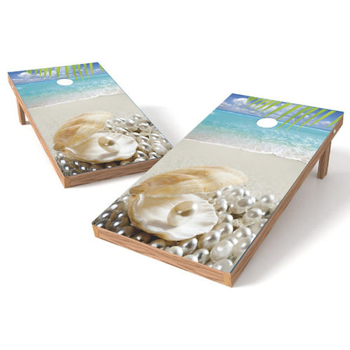 Oyster with Pearls d23
