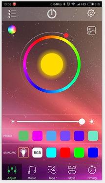 Bluetooth Cornhole Light Set - Beats to Music, 5 Star Rating! Free Shipping