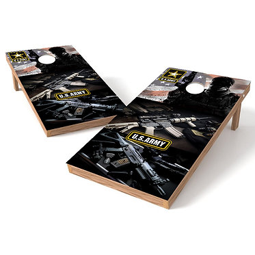 U.S. Army Military Gear Special Forces Cornhole Wrap