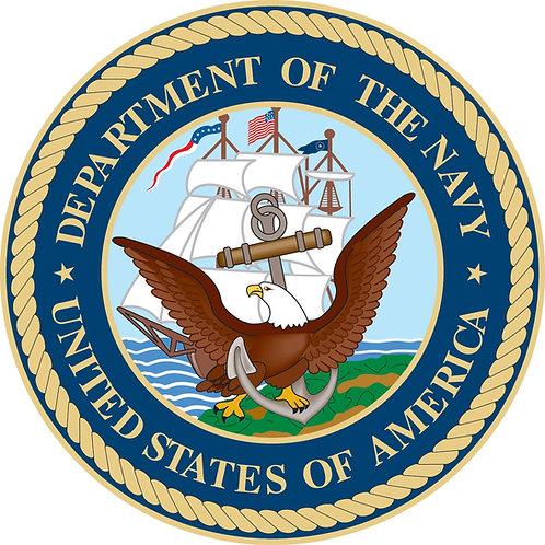 Navy Seal Decal Sticker