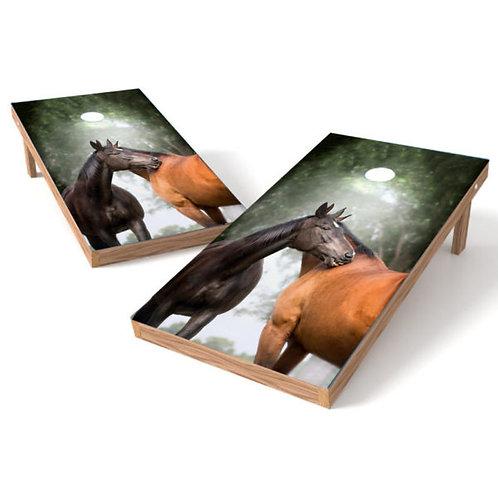 Horses Meet