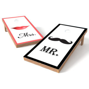 Mr and Mrs - Add Text Free