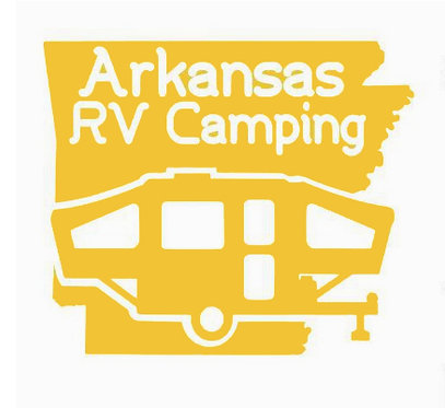 Arkansas RV Camping Decal Sticker