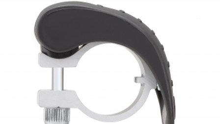P#1001 Upper clamp set (cool grey 11C)  FLOW 125