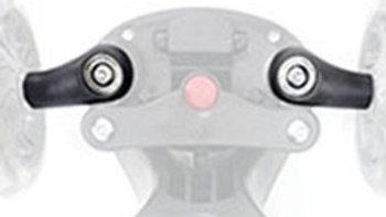 P#3002 Nylon pivot ( right & left ) with screws