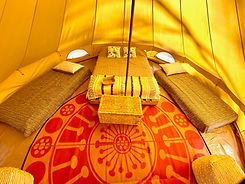 Family Glamping Tent 4