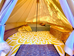 Double Glamping Tent 6