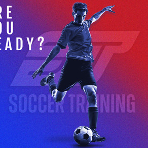 Soccer Training- Logotipo