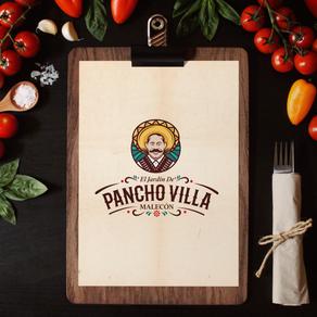 El Jardín de Pancho Villa - Logotipo
