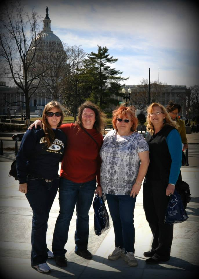 Teacher's Trip to DC