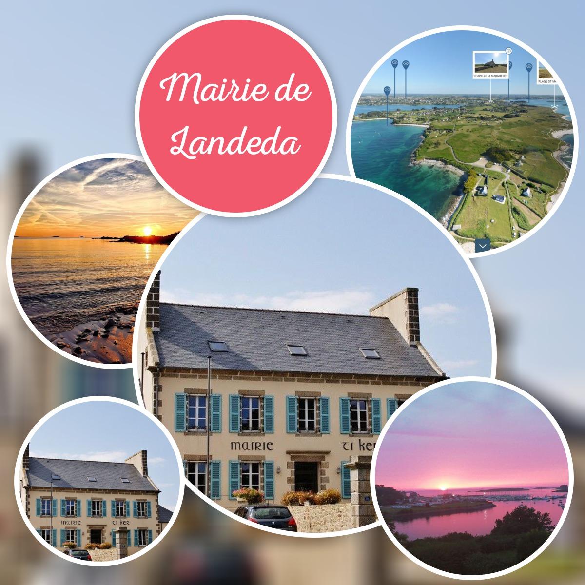 Mairie de Landeda