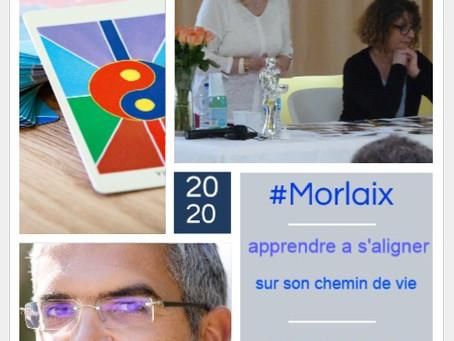 🌬️ 🌸 Dimanche 12 Janvier #Morlaix  💋 Conférence et Médiumnité