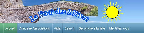 Le Pont des 2 Rives