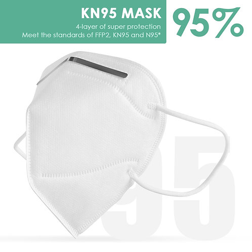 KN95 (GENUINE HUA-GANG BRAND) Contact Us For Quotation